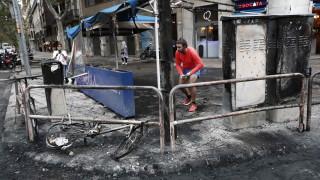 182-ма ранени и 83 ареста в Каталуния