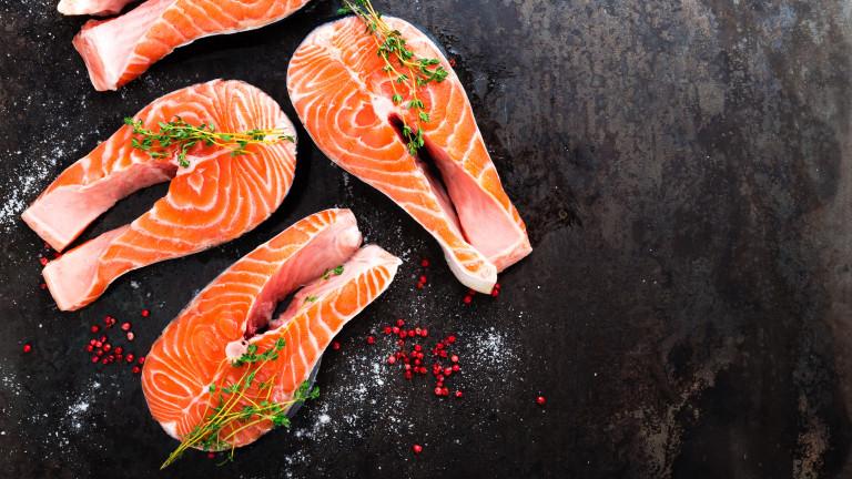 Рибите, които поддържат мозъка здрав и млад