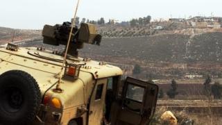 """Израел ударил ракети на """"Хизбула"""" в Сирия"""