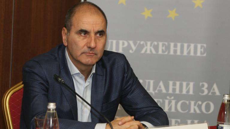 Цветанов упрекна Радев в популизъм и невежество