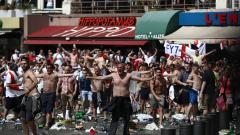 Франция ще пази феновете на Англия с цяла армия довечера