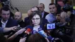 Нинова иска държавата да обезщетява хората под карантина заради коронавируса
