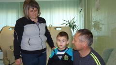 Лечение в барокамера помогна на 5-годишно дете да проговори