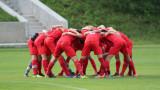 Победа и равенство за юношите на ЦСКА в контроли