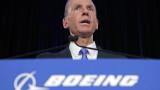 С колко пари си тръгва изгоненият шеф на Boeing?