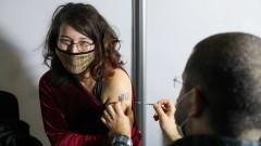Пица, хумус, паста и кафе срещу заголени ръце - ваксинация в Тел Авив