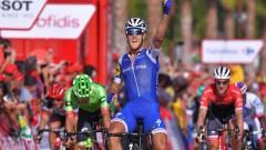 Матео Трентин има етапни победи и в трите големи обиколки