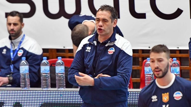 Марек с драматичен успех над шампионите от Нефтохимик 2010