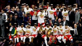 Всички финали в НБА през новия век