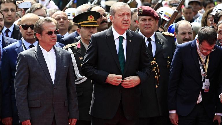"""Ердоган с безпрецедентна атака срещу САЩ, превърнали региона в """"басейн от кръв"""""""