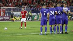 Етър - ЦСКА 2:2, гол на Ахмедов!