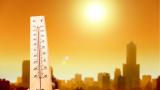 17 области в червено - температури до 44°C