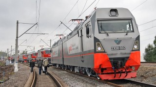 Ултрабърз влак ще доставя стоки от Китай до Европа само за 2 дни