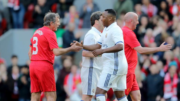 Бившият нападател на испанския гранд Реал (Мадрид) Едвин Конго, е