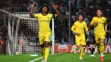 """Челси пожали ПАОК на """"Тумба"""", би само с 1:0 на старта в Лига Европа"""