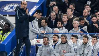 Маурицио Сари: Разбирам феновете, но искам да остана в Челси