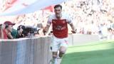 Йозил, минути преди началото: Искам да остана в Арсенал!