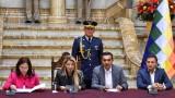 Боливия гони посланика на Мексико и двама дипломати на Испания