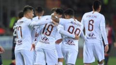 В Рома вече мислят за селекция, имат три трансферни цели