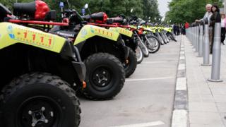 Спешна помощ на мотори организира ВМА