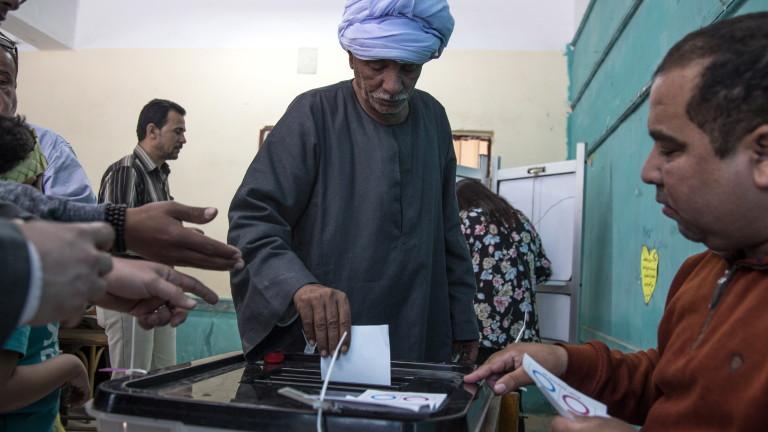 Снимка: Трети и последен ден на референдума в Египет