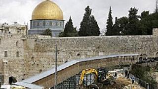 """Арабските лидери одобриха """"План за спасяването на Ерусалим"""""""