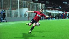 Локо (Пд) се насочи към шампион на Алжир