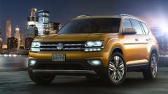 Volkswagen представи най-големия си кросоувър Atlas (ВИДЕО)