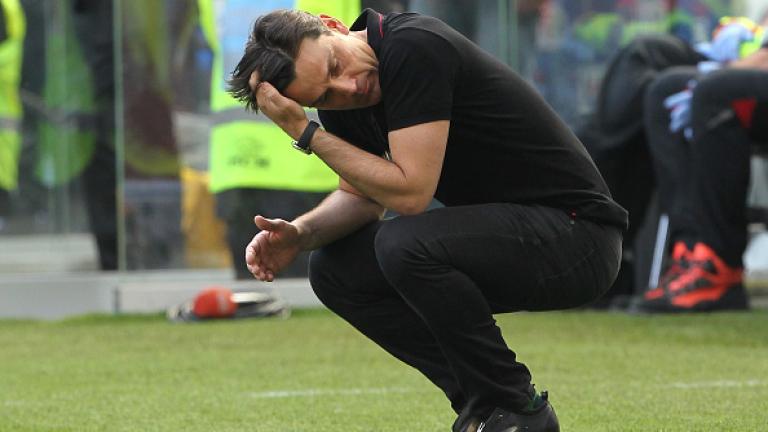 Интер решава бъдещето на Монтела в Милан