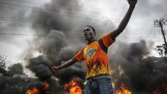 Президентският вот в Кения помрачен от насилие