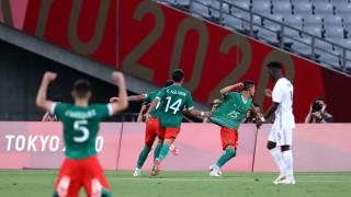 Мексико разби Франция в Токио - 4:1!