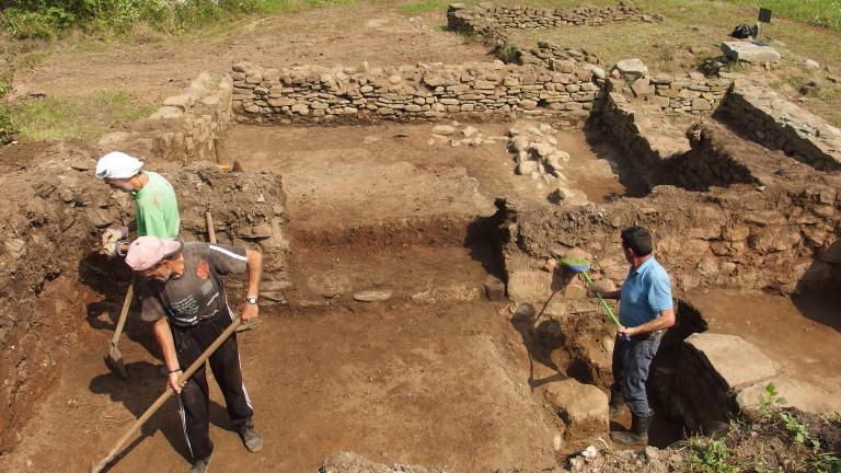 Около 500 хил. лв. са предвидени за археологическо проучване на