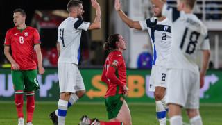 Националите продължават свободното си падане в световната ранглиста на ФИФА