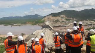 САЩ кани Египет, Судан и Етиопия във Вашингтон в спор за язовир на Нил