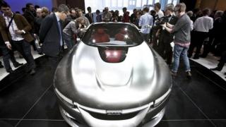 Saab на крачка от банкрут