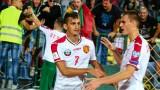 Георги Костадинов: Щях да изпусна мач на Левски, защото имах изпит
