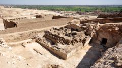 Откриха най-старата египетска пирамида