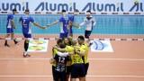 Хебър срази Дунав и се върна на върха във волейболната Суперлига