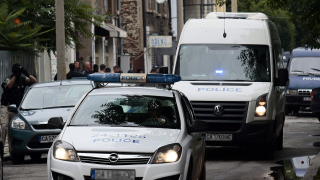 Маршрутка и кола се сблъскаха в Бургас