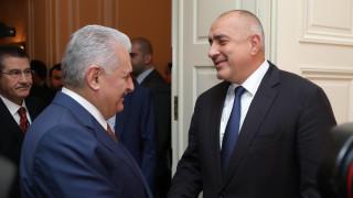 Борисов се поуспокои по темата НАТО след среща с Йълдъръм