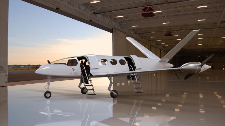 Първият изцяло електрически пътнически самолет се нуждае от около 200