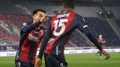 """Болоня победи Лацио с 2:0 в Серия """"А"""""""