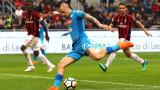 Милан и Наполи не си отбелязаха гол - 0:0