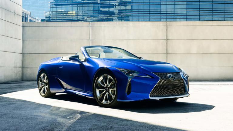 Луксозният бранд на Toyota - Lexus представи лимитирана серия на