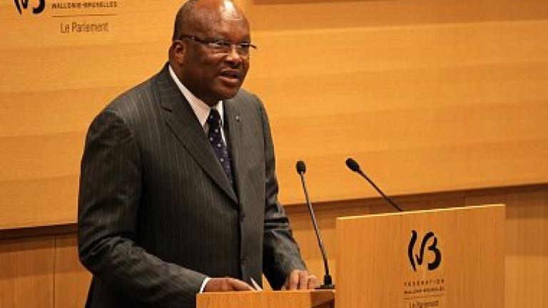 Рок Марк Каборе е новият президент на Буркина Фасо