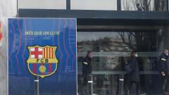 """Испанската полиция нахлу на """"Камп ноу"""", задържа шефове на """"Барселона"""""""