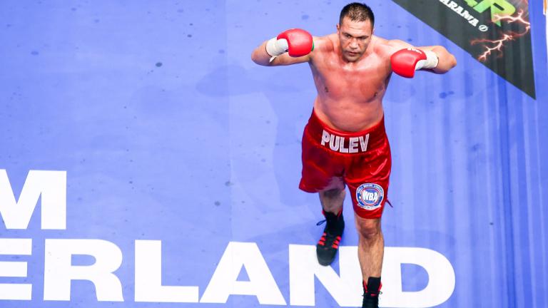 Пулев: Не се притеснявам, че класен боксьор ще бъде спаринг партньор на Джошуа
