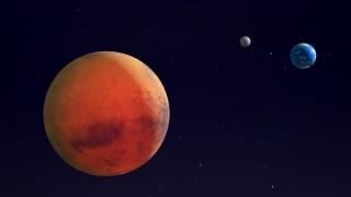 Мъск разкри къде ще е първата обитаема станция на Марс