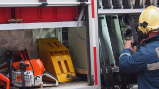 78-годишна жена загина при пожар в частен хоспис