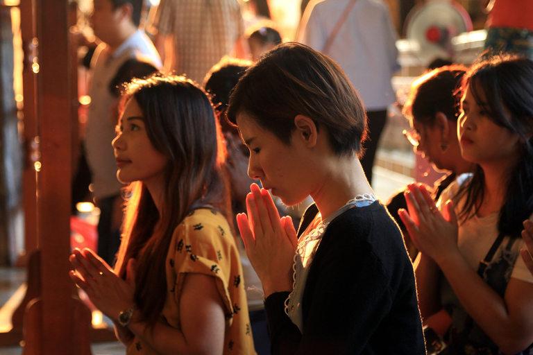 Будистки храм в Бангкок